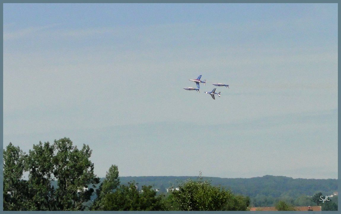 Meeting aérien à Luxeuil 2015