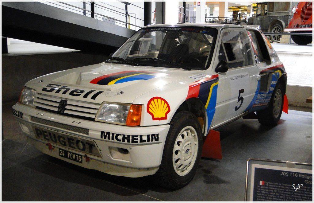 """Exposition 2015 """"120 ans de compétition et de records"""" au musée Peugeot à Sochaux..."""
