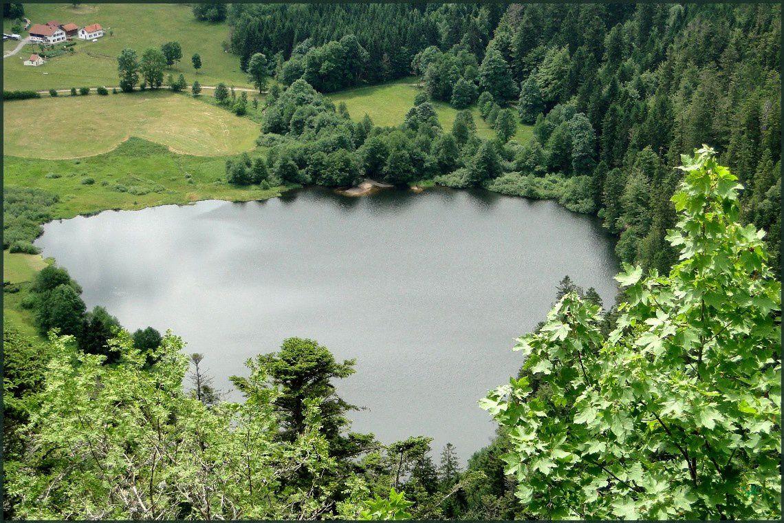 3 lacs des Vosges...