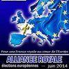Elections Européennes&#x3B; deux candidates nivernaises sur la liste royaliste de l'Est