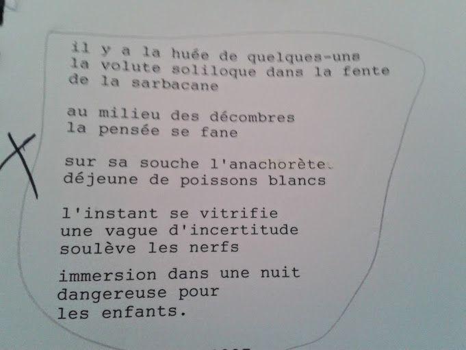 © Eric Dubois - Poèmes de 1996-1997 (2)
