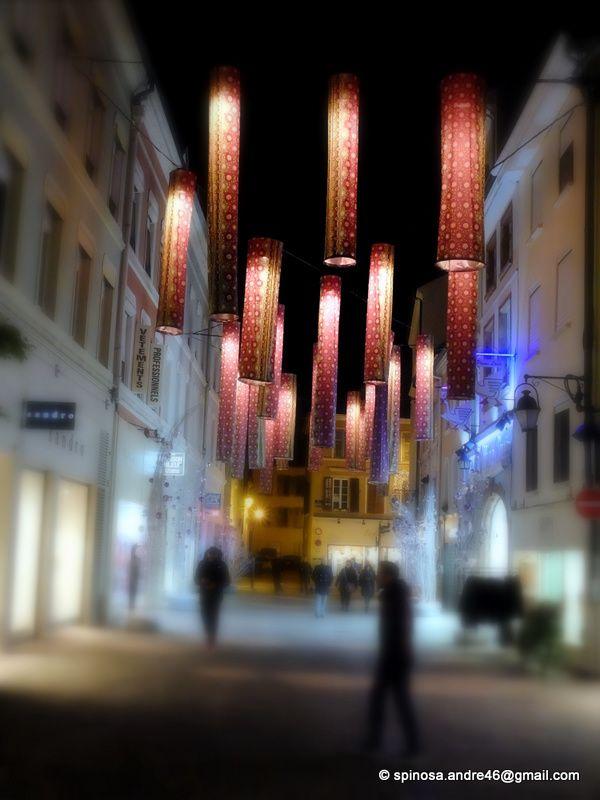 ALSACE : les marchés de Noel _ Mulhouse