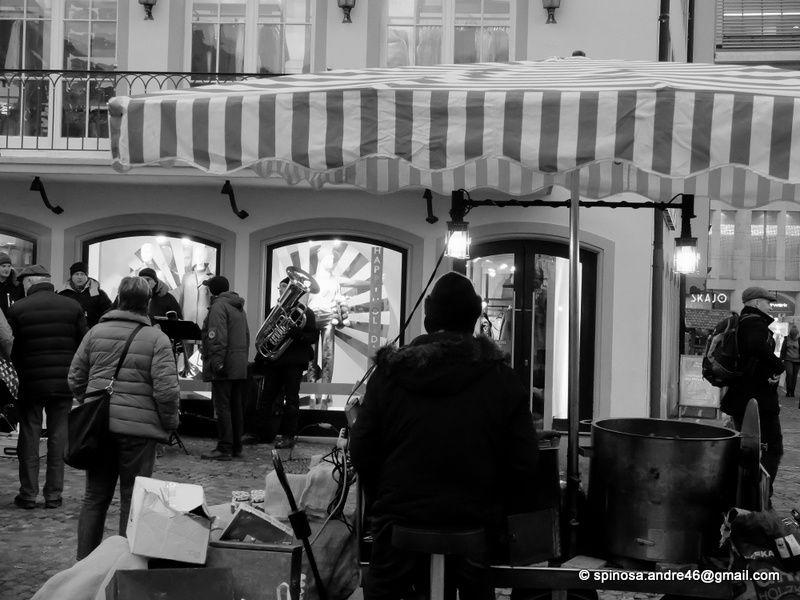 Les marchés de Noel : Freibourg....