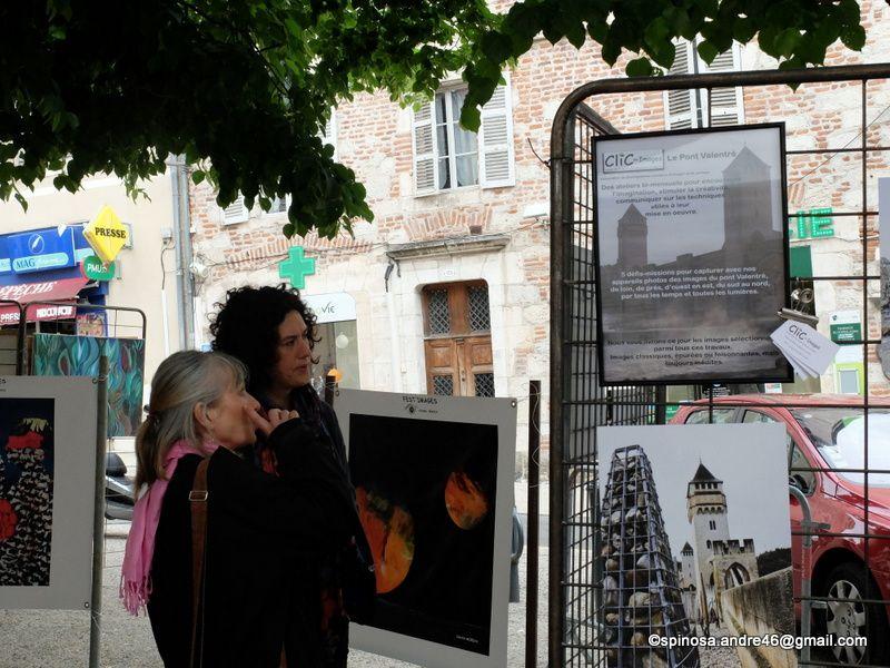 cahors : l'Art a sa Place...de la Libération