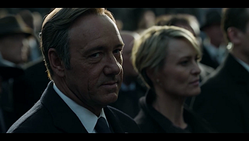 HOUSE OF CARDS (saison 1)