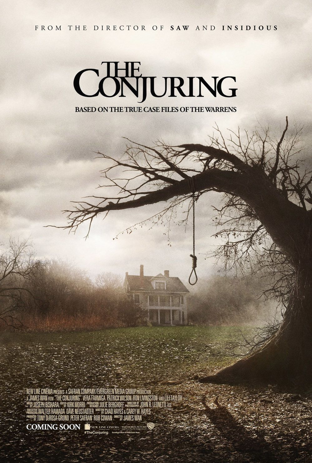 THE CONJURING : les dossiers Warren