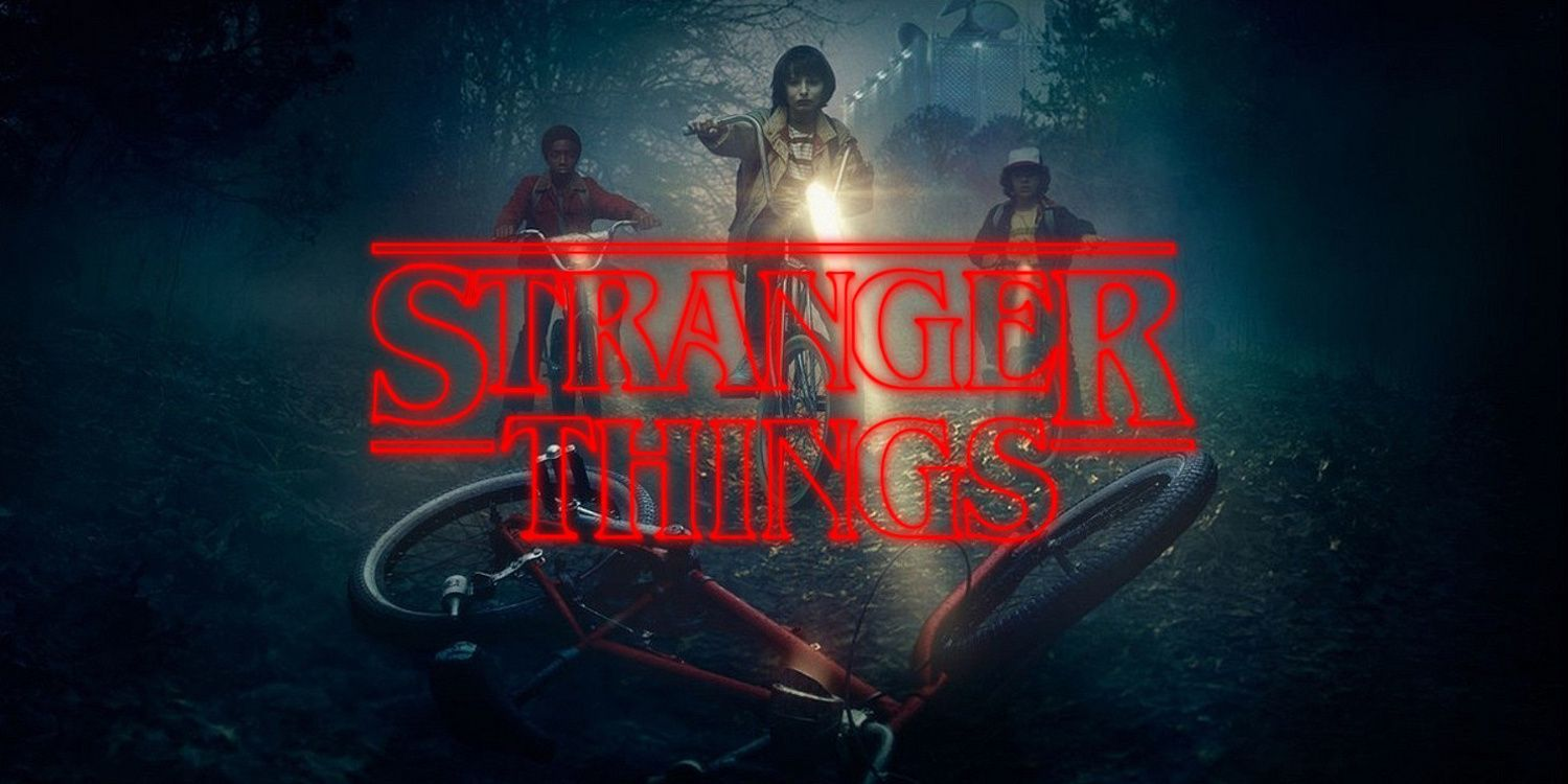 STRANGER THINGS (saison 1)