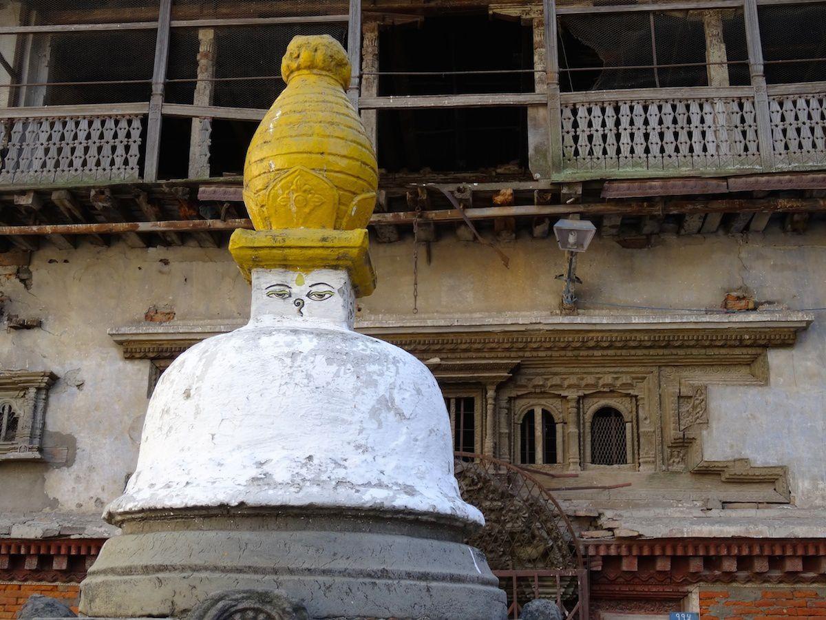 Népal - 1 : Katmandou