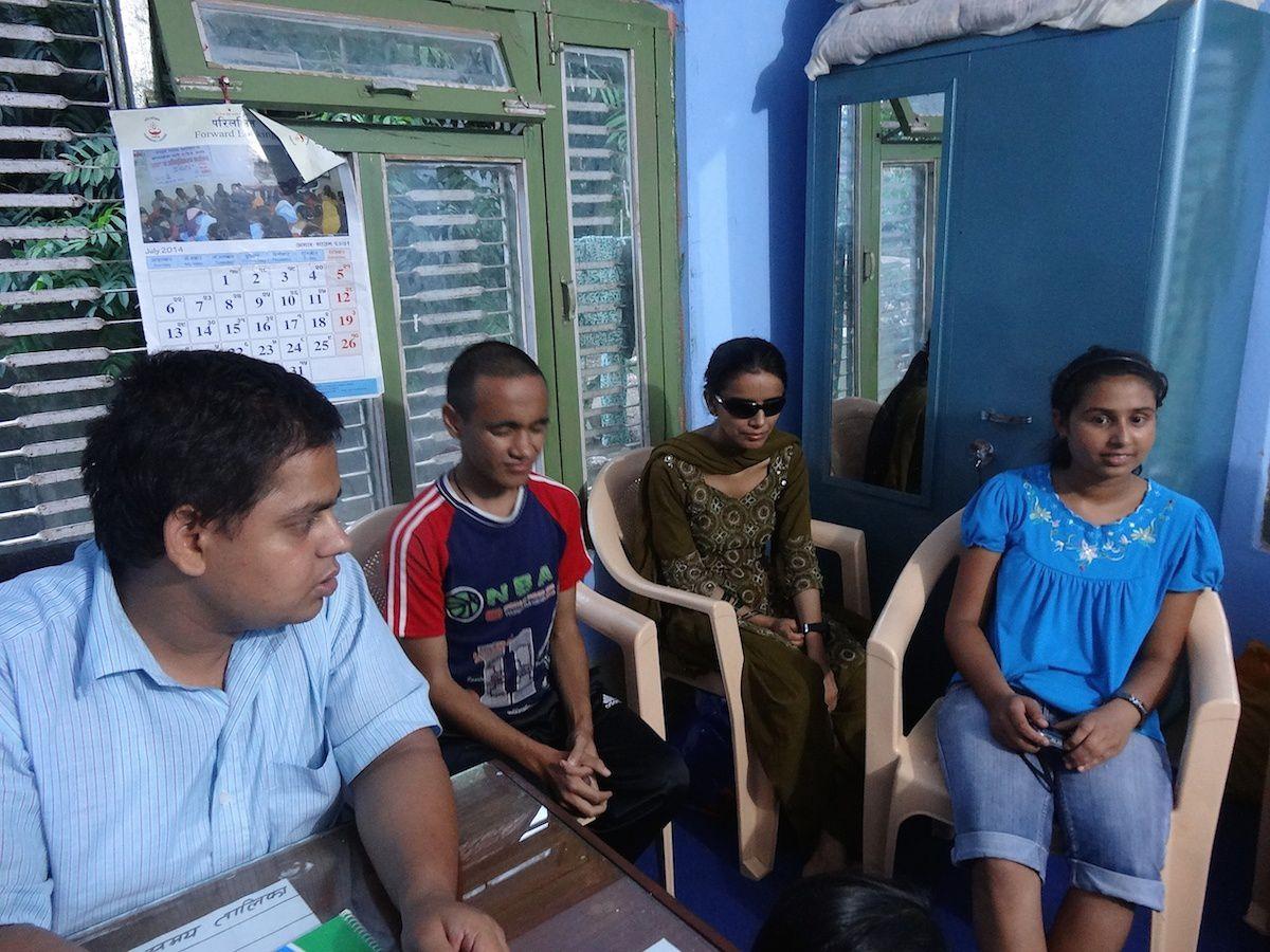 Népal - 6 : Tansen - Lumbini
