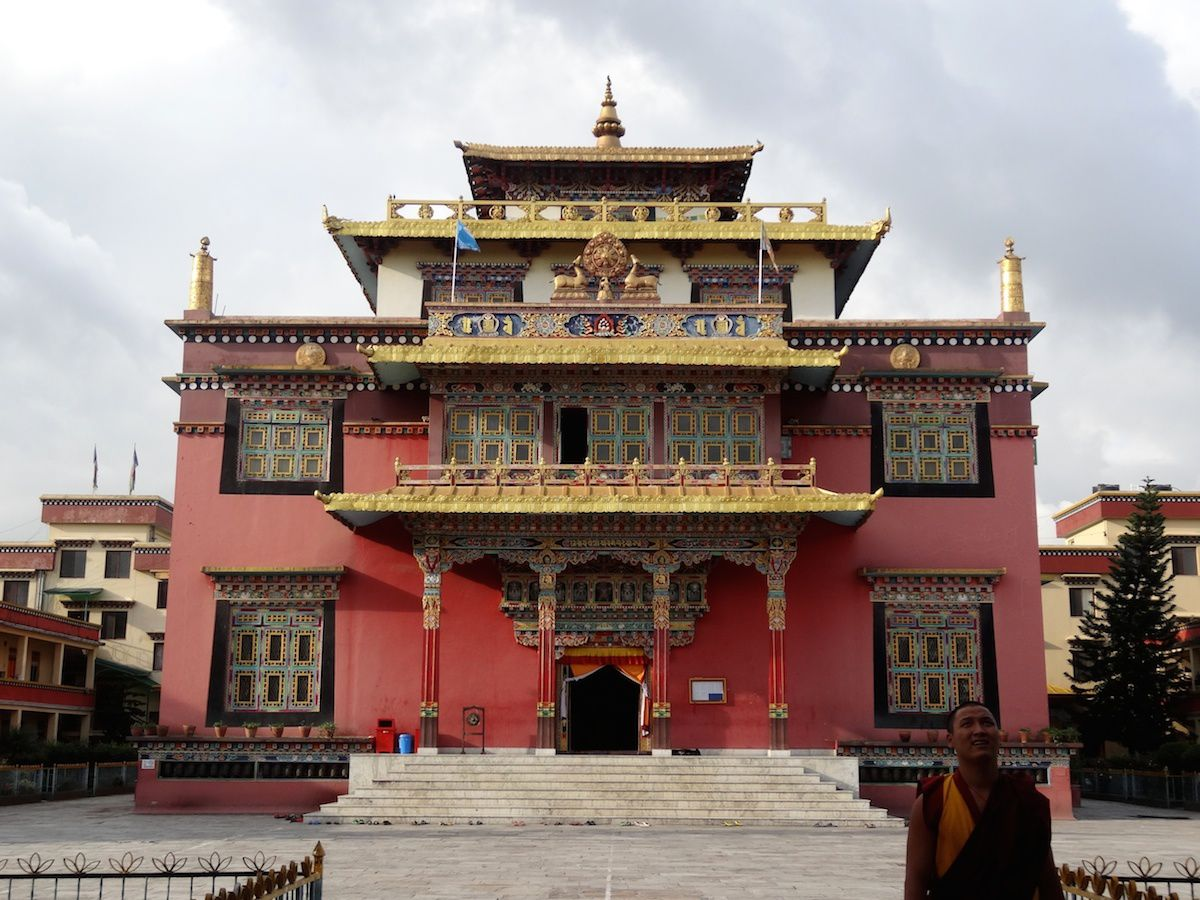 Monastère de Shechen