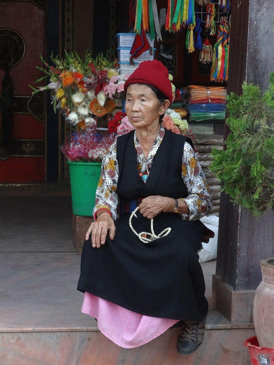 Népal - 8 : Katmandou, Bodhnath