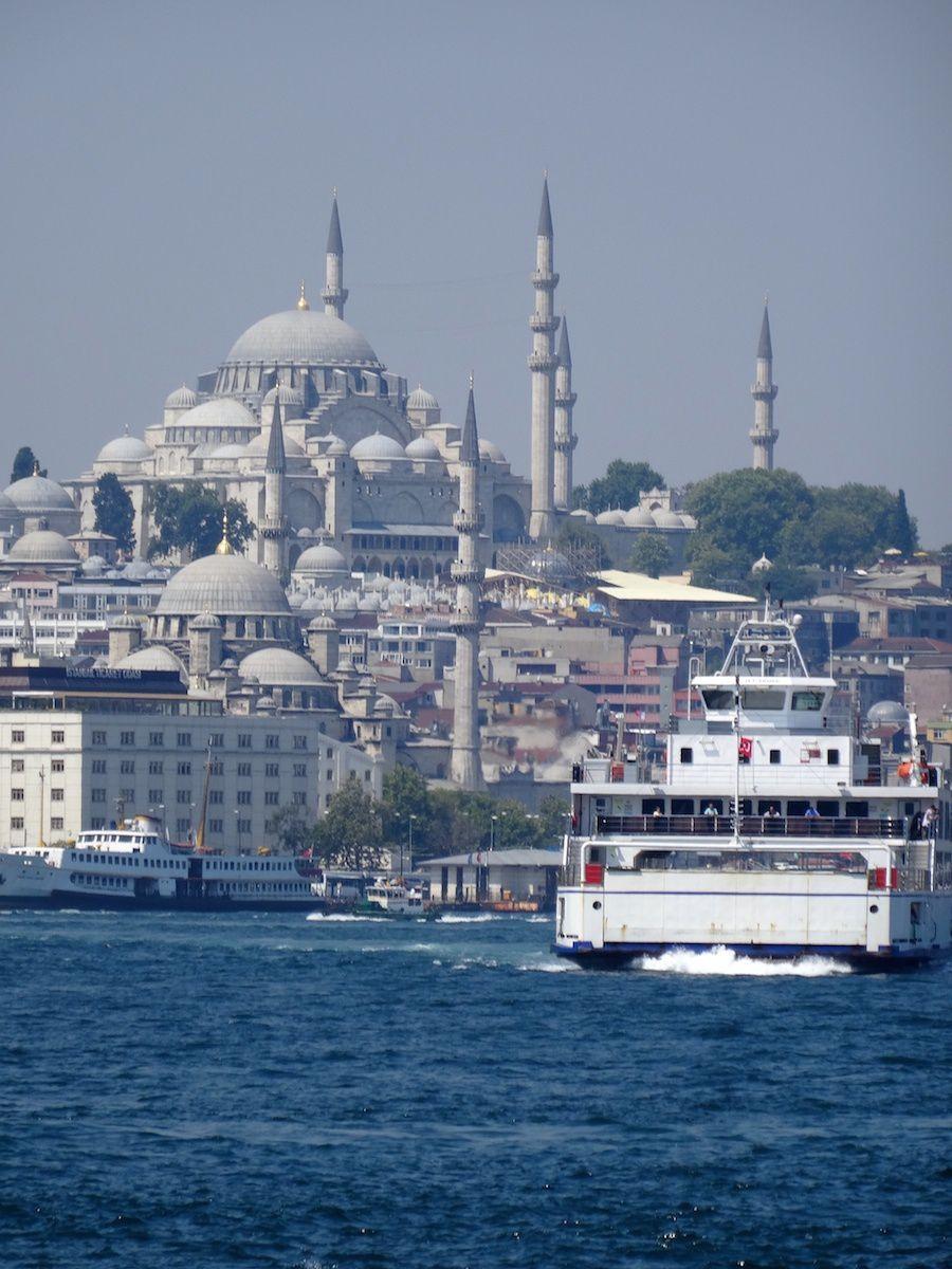 Quelques jours à Istanbul