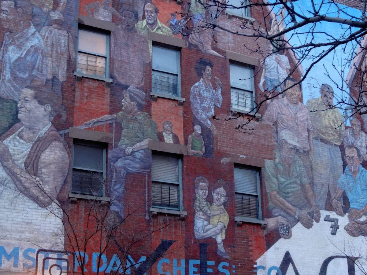Street Art, Harlem