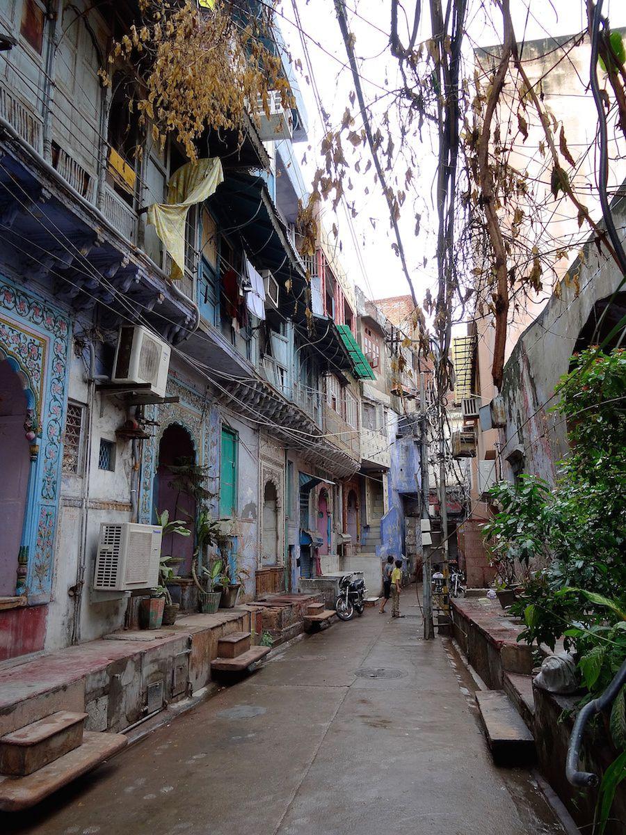 Petite impasse du Kinari Bazar