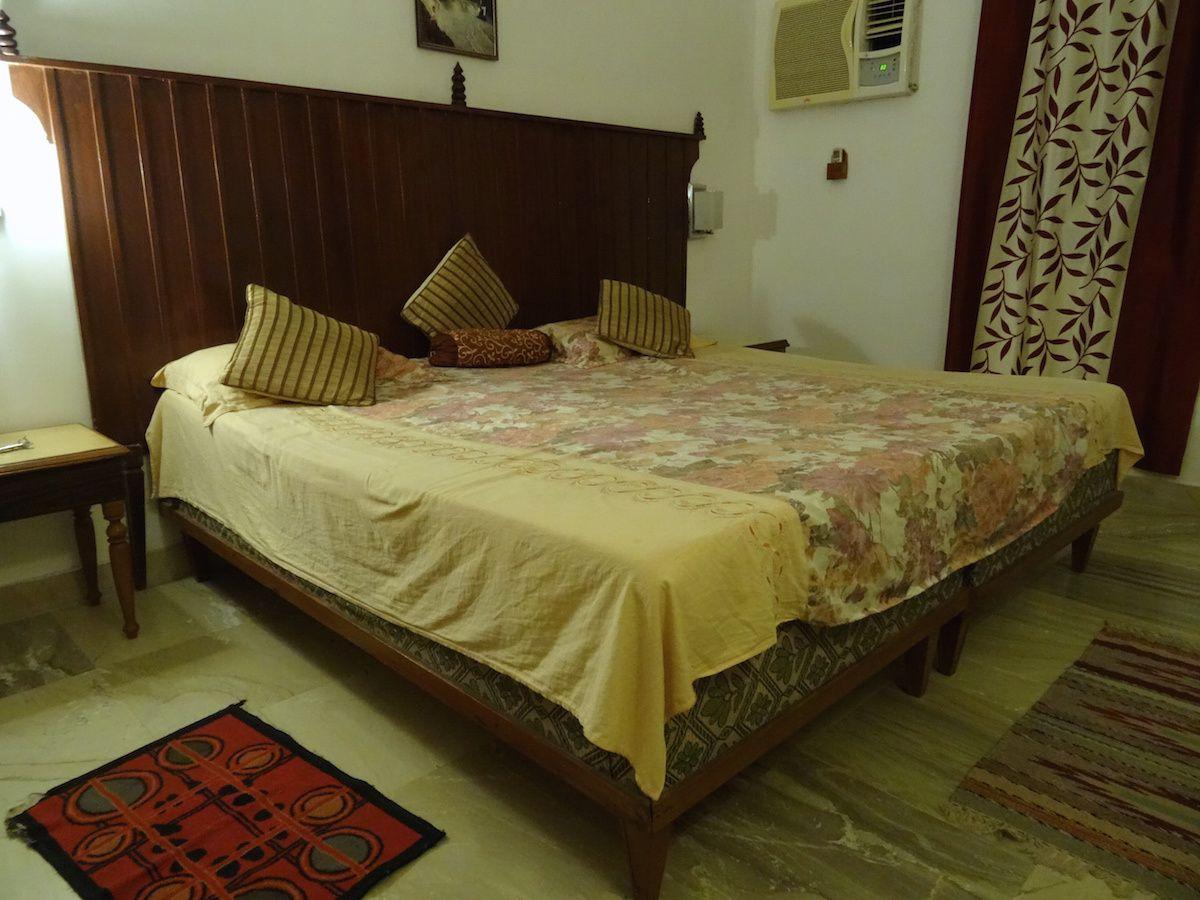 Notre chambre à l'hôtel Harmony