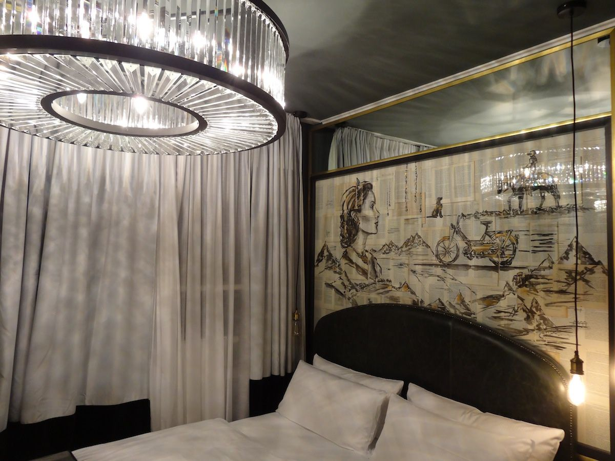 Notre chambre au Sir F.K. Savigny Hotel