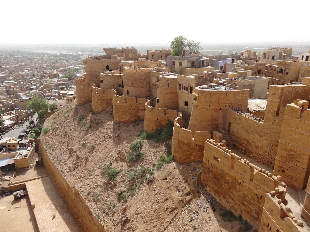 Rajasthan - 3 : Jaisalmer