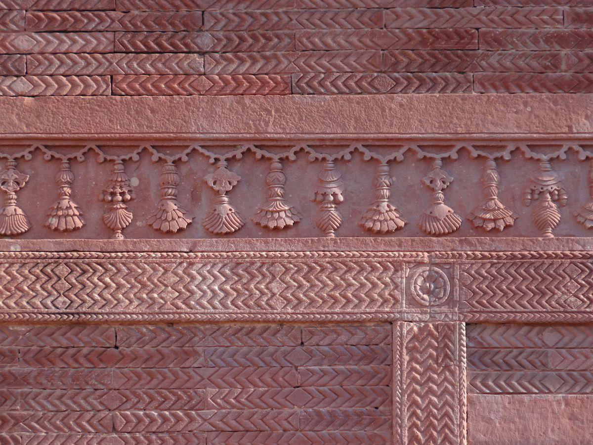 Rajasthan - 10 : Agra - Fatehpur Siri