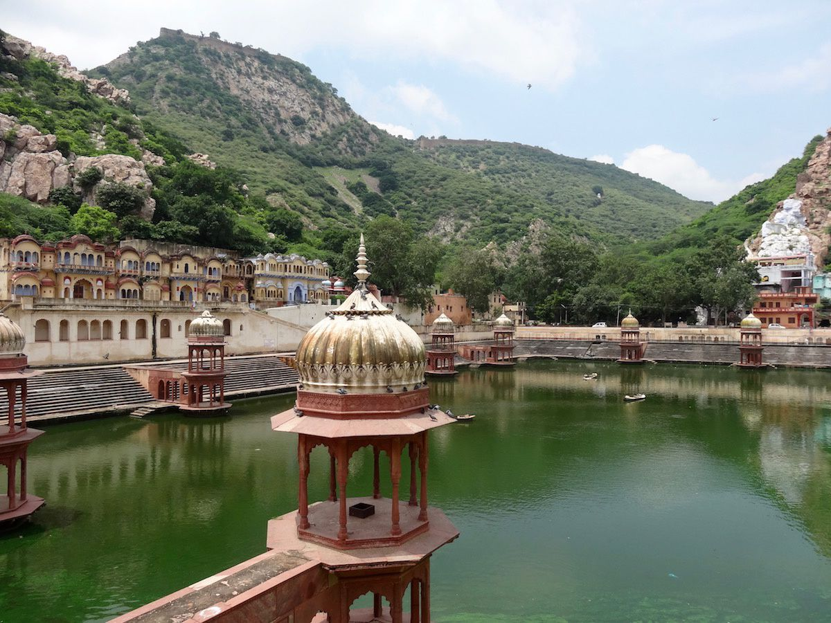 Rajasthan - 11 : Alwar - Balaji - Neemrana