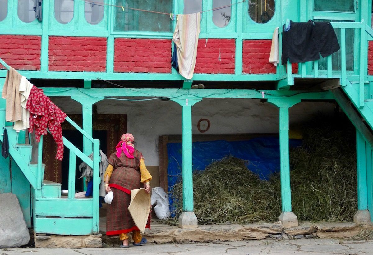Ladakh - 1 : Delhi - Manali