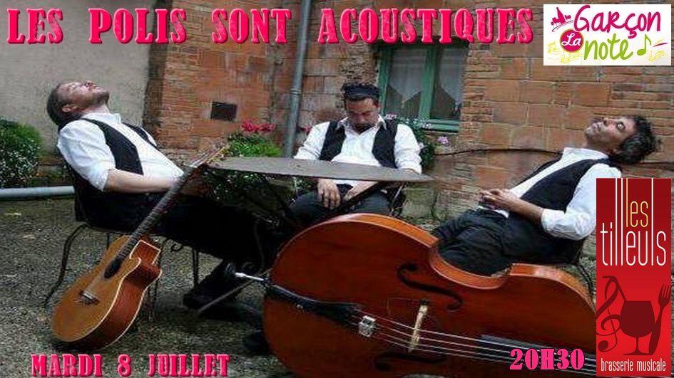 Festival Garçon, la Note ! au Tilleuls