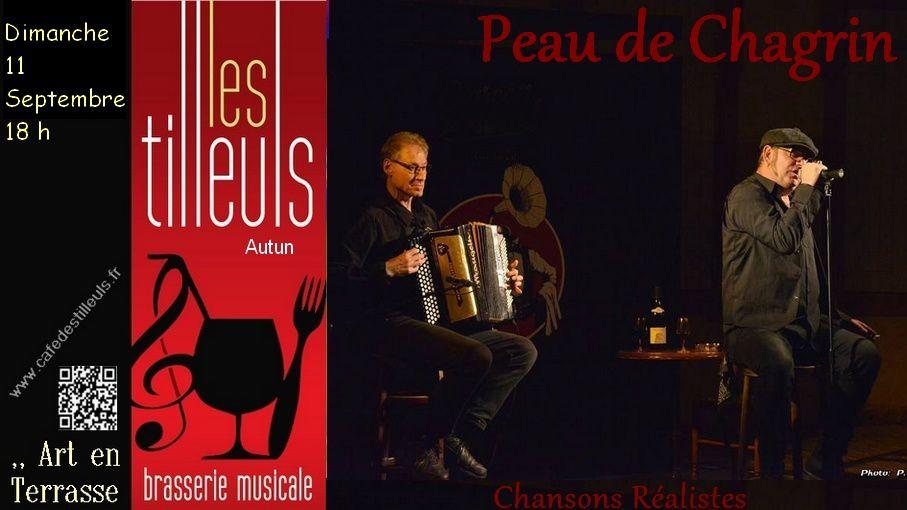 Fes'Tilleuls 2016 - Peau de Chagrin - Dimanche 11 Septembre 18 h