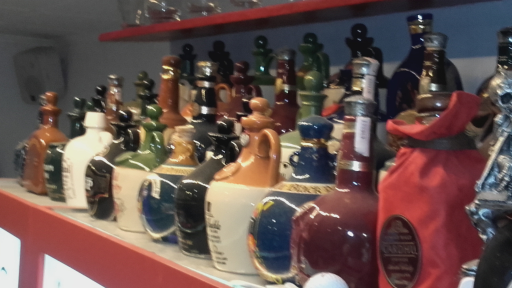 Collection de carafe aux Tilleuls . Brasserie Musicale