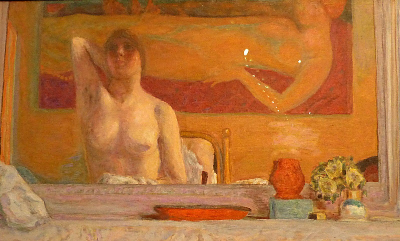quelques toiles parmi d'autres...en ce moment au Musée d'Orsay à Paris ! Couleurs magnifiques, la beauté faite femme...
