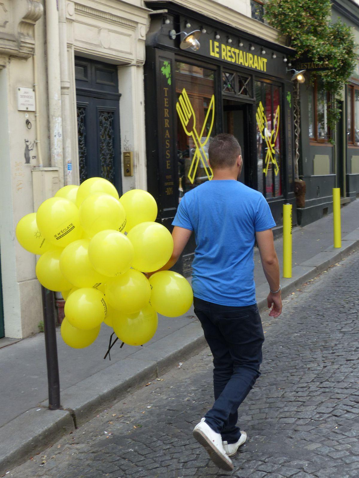 la rue de la flandre = rue Androuet ...