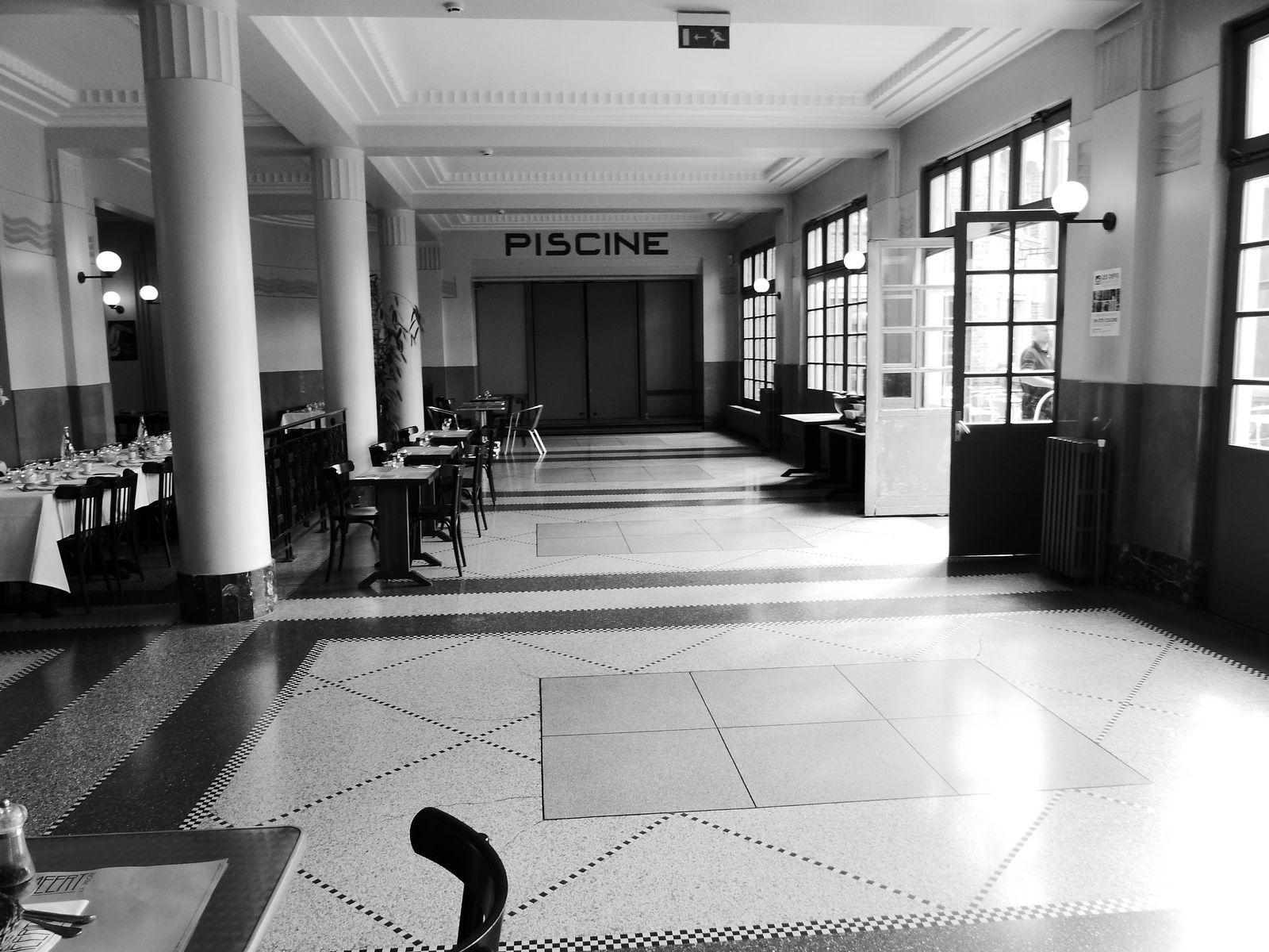 Merci à Marianne,Nicole et Catherine d'être venues avec moi plonger dans ce lieu merveilleux des arts....la dernière photo nous témoigne de l'endroit avant qu'il ne fut cet exceptionnel musée à ROUBAIX.