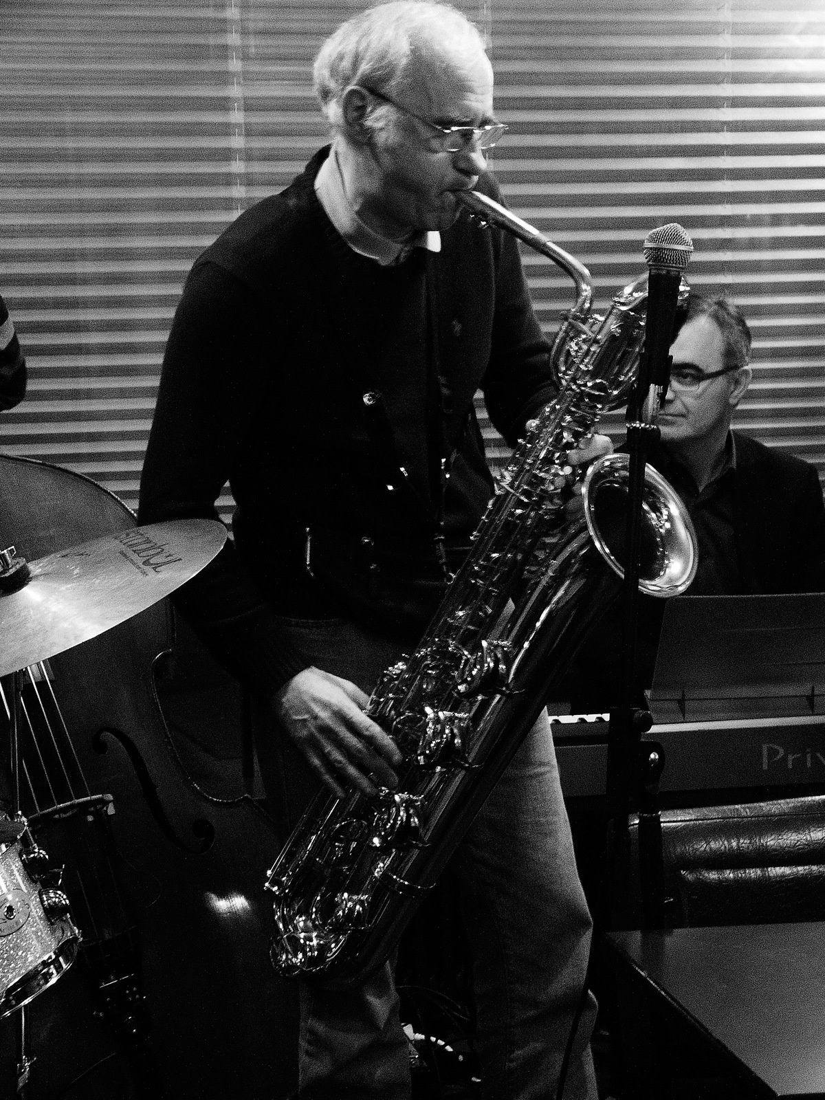 Jazz au tout va bien....