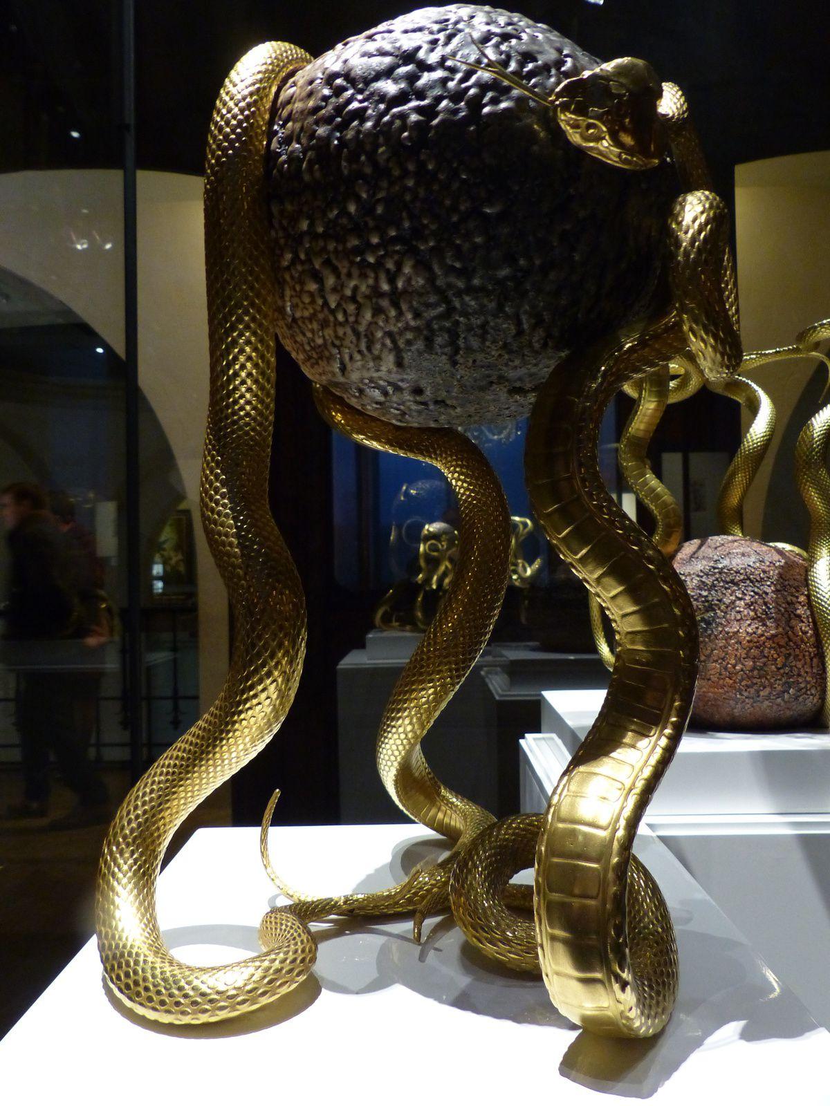 nous y étions hier soir à l'inauguration officielle....à voir au musée des Arts Décoratifs à Paris.