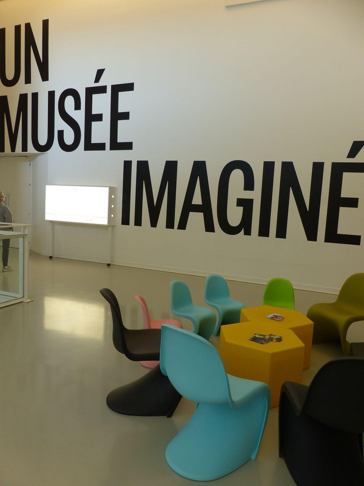 une architecture incroyable qui abrite des trésors ce Centre Pompidou à Metz....