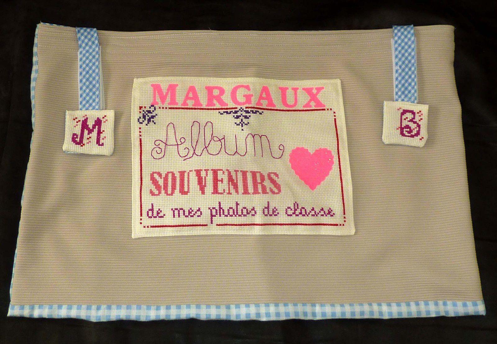 Album Souvenirs Rose ... pour Margaux !