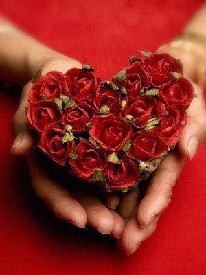 Avec le ♥ il y a l'amour !!!