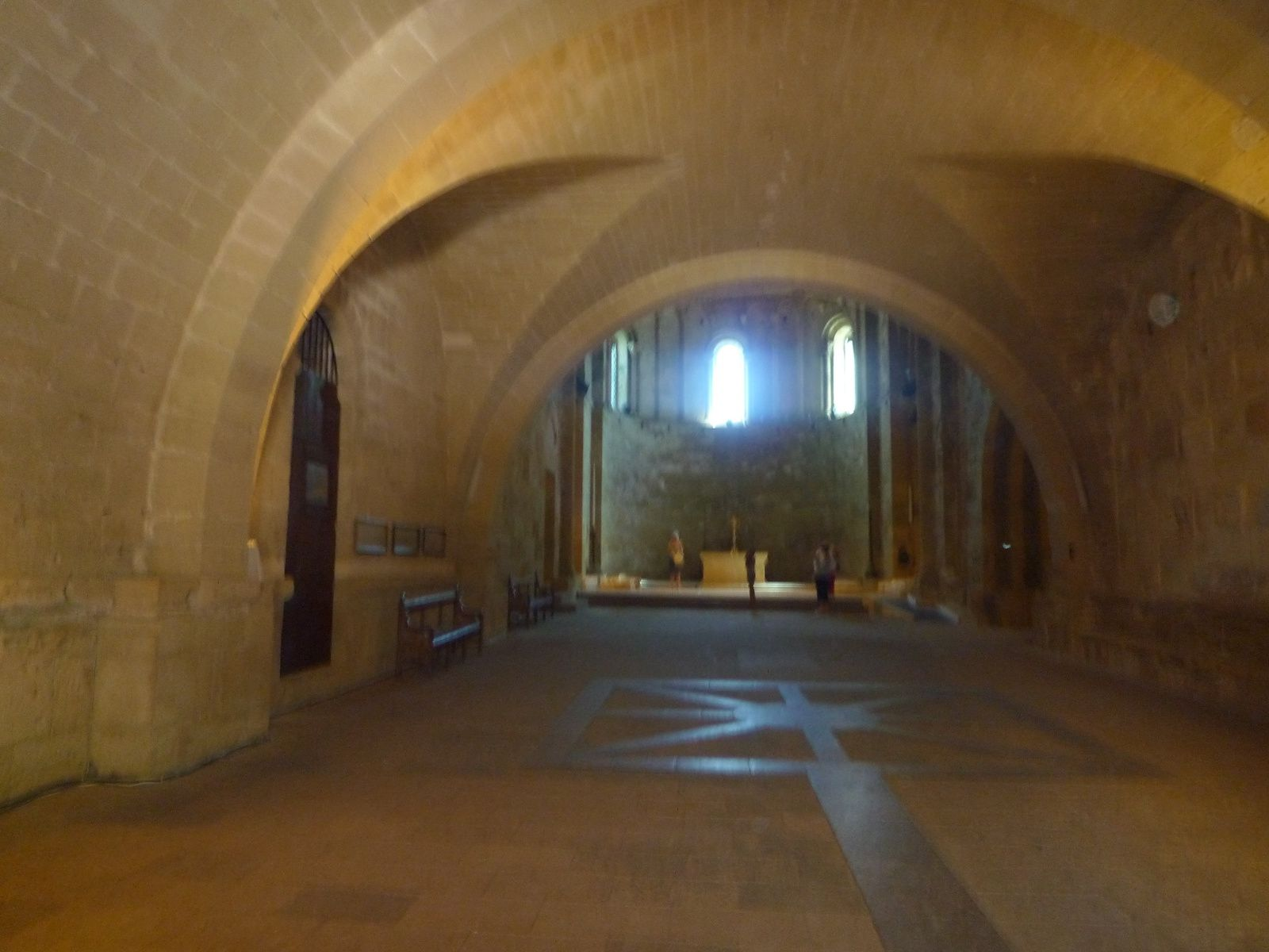 Maguelone la cathedrale