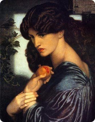 .Tiens Proserpine est avec sa mère Déméter