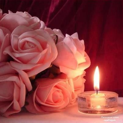 Image result for rose et flamme