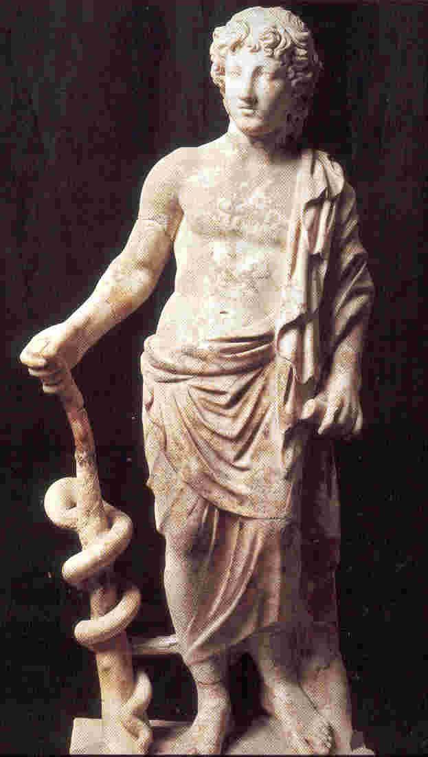 Athéna : La vigilance et la sagesse