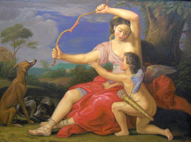 De Vénus à Stella Maris  et Isis