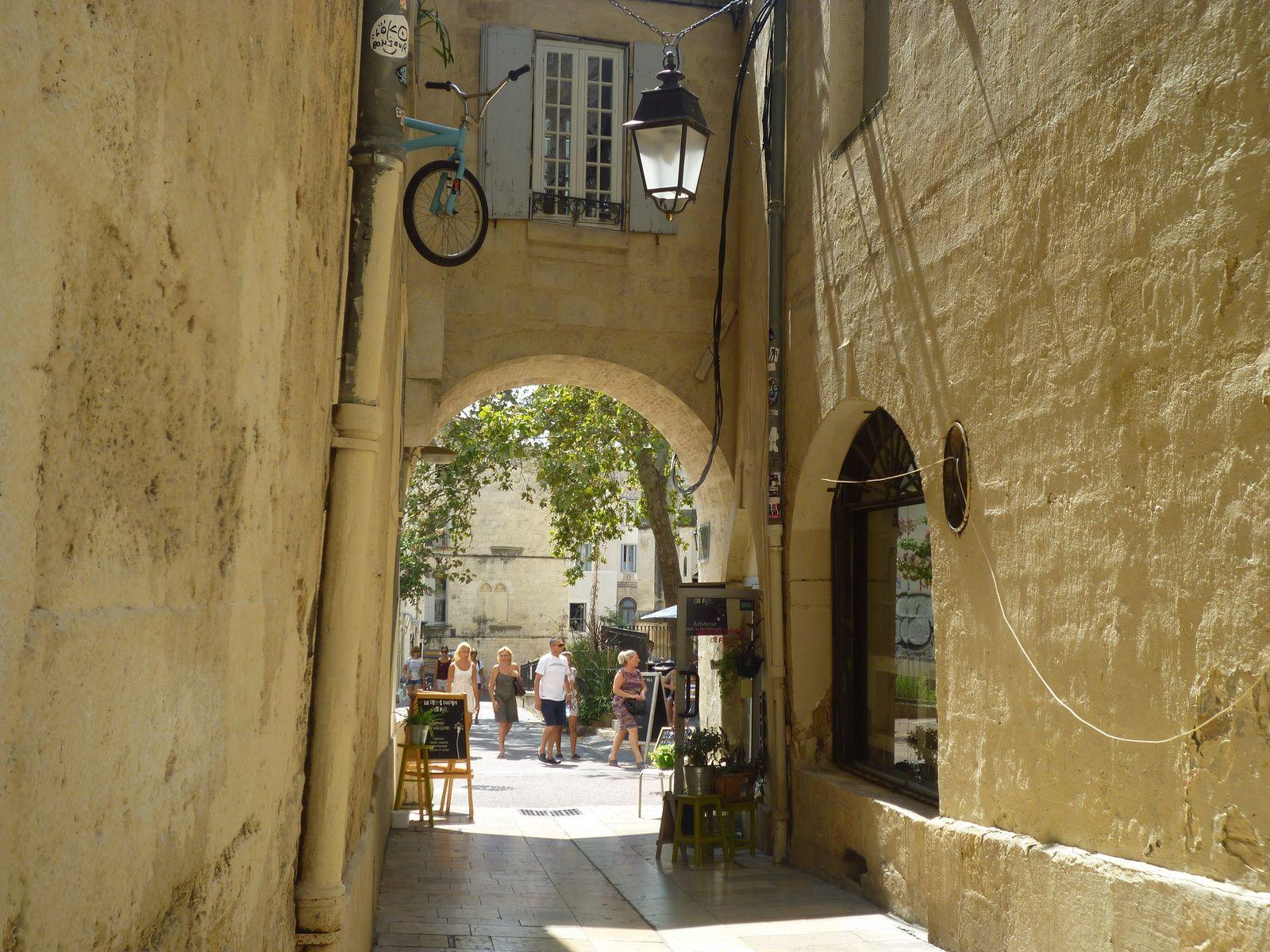 Saint Roch enfant de Montpellier
