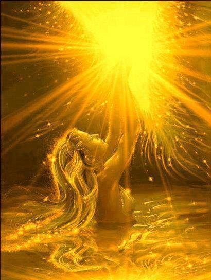 Ôde à toi soleil ..son Symbolisme..