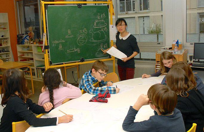 Pourquoi faut-il apprendre le chinois à nos enfants ?
