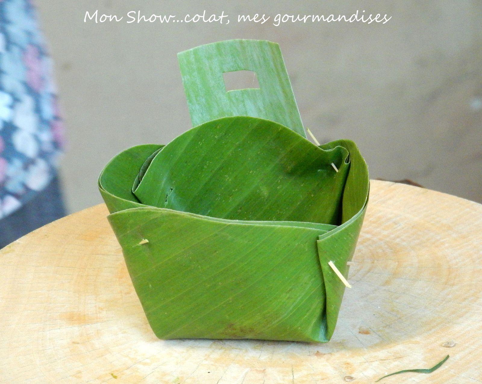 CHIANG MAI où les secrets de la cuisine Thaï (recette du flan de poisson au cury et à la vapeur)