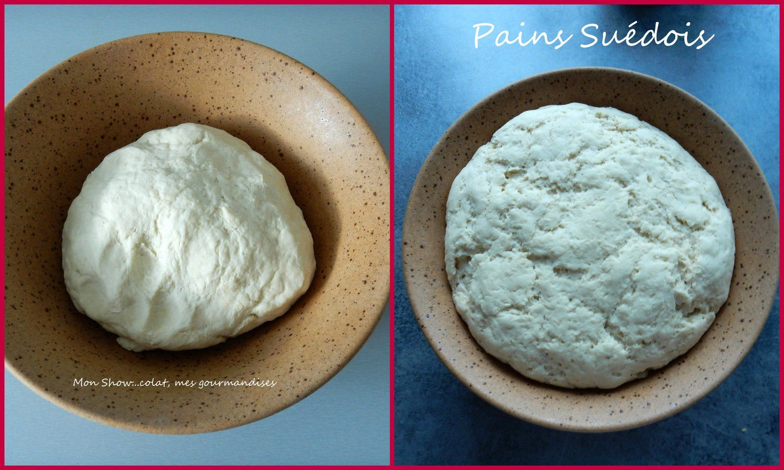Pains Suédois ou Pains Polaires (sans machine à pain)