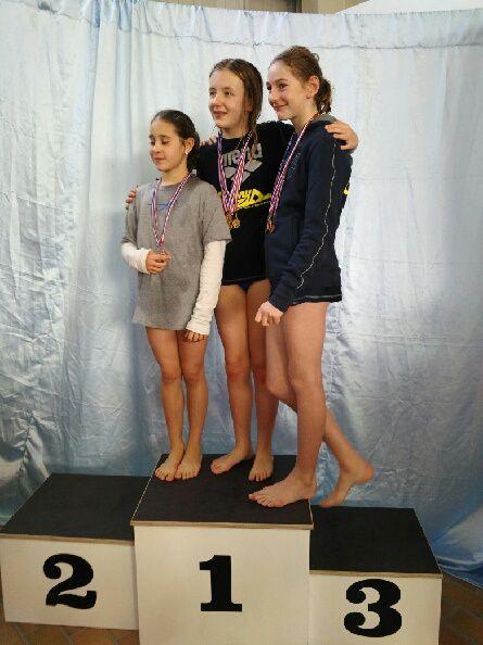 Natathlon 11 ans et moins