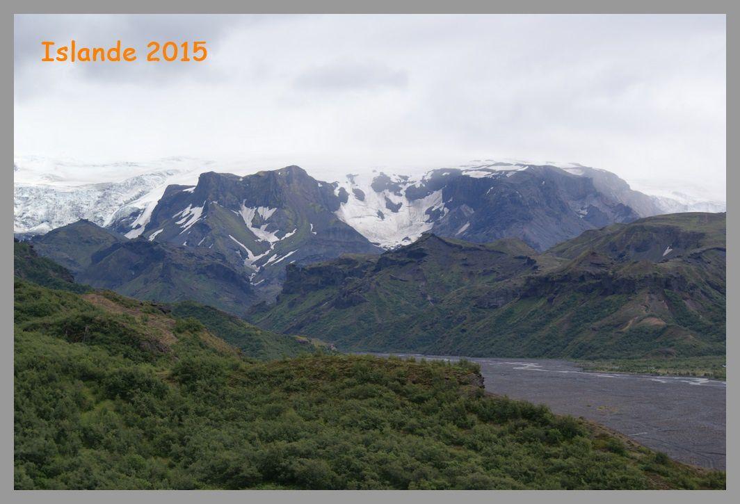 Islande 2015. Randonnée dans la réserve naturelle de Thorsmörk. Jour 3