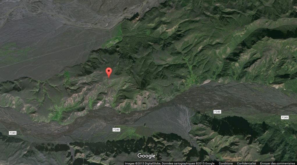 Randonnée au Mont Valahnukur