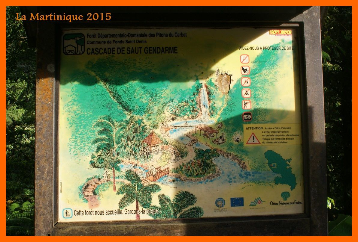 La Martinique 2015.Fort de France.Jour 2.