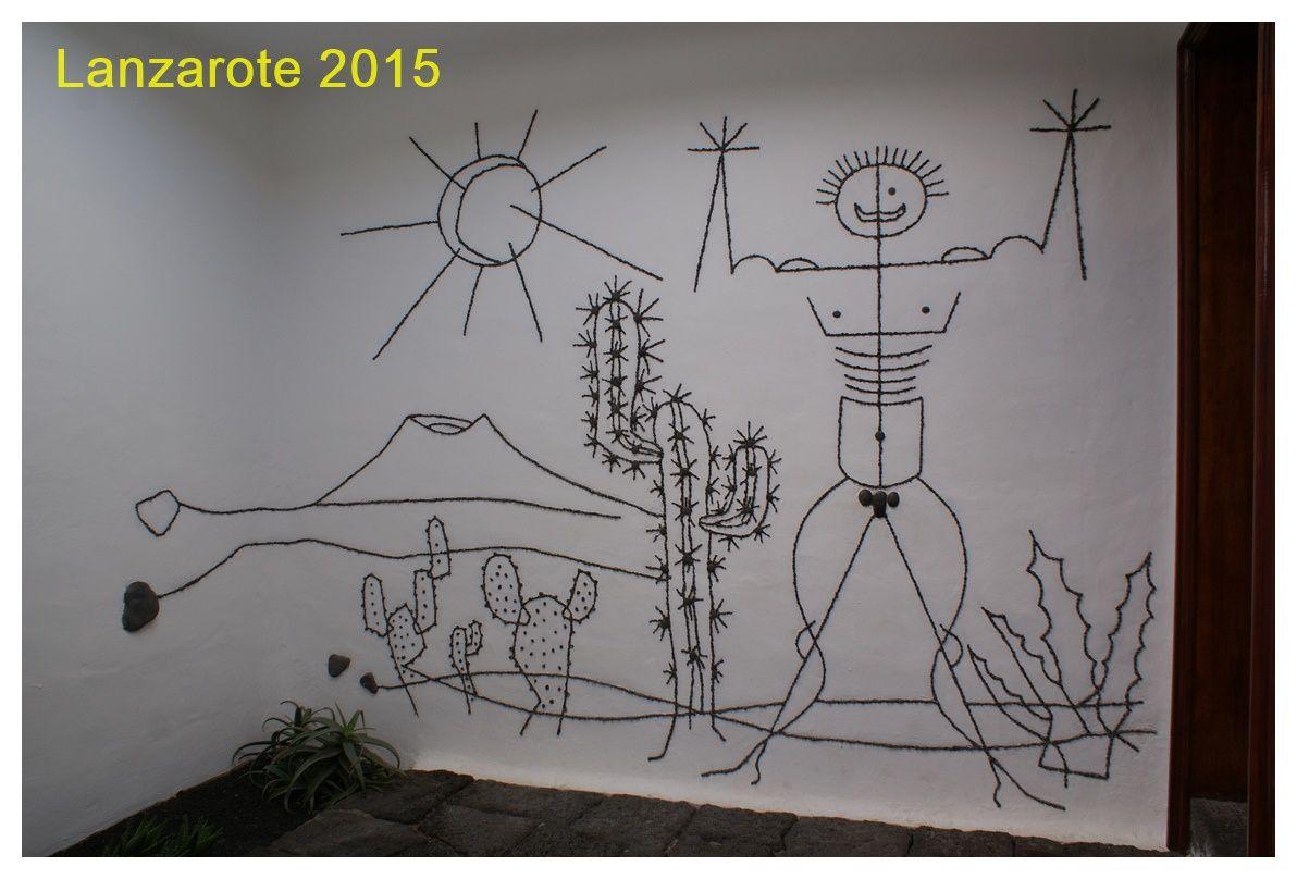 Lanzarote 2015. Jardin de Cactus.Teguise. Jour3, deuxième partie.
